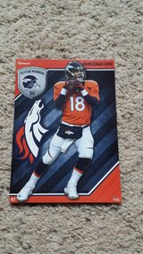 Denver Broncos FATHEADS - NEW in Camp Lejeune, North Carolina