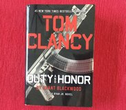 Tom Clancy by Grant Blackwood - Jack Ryan Jr Novels Hardcover and Paperback Books in Vista, California