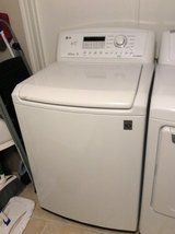 LG 4.5 CU FT Washer in New Orleans, Louisiana