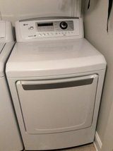 LG Smart Diagnostics Large 7.3 CU Ft Electric Dryer in New Orleans, Louisiana