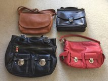 Genuine coach and Marc jacobs purses in Aurora, Illinois