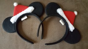 Disney Mickey Mouse Santa Headbands in Davis-Monthan AFB, Arizona