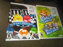 Wii games in Camp Lejeune, North Carolina