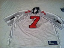 Michael Vick Atlanta Falcons Jersey Reebok Authentic XL Men's White NFL in Warner Robins, Georgia