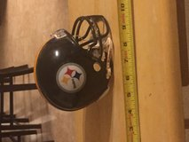 Steelers helmet in Travis AFB, California
