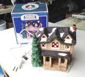 Christmas Valley Original Collectors Series Electric House in Aurora, Illinois