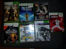 Xbox 360 & PS3 Games in Travis AFB, California