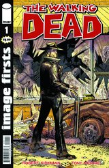 Walking Dead # 1 Image Firsts in Okinawa, Japan