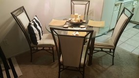 3 Piece Living/Dinning Set [Dinning Table & Chairs, End Table and Coffee Table] in San Diego, California