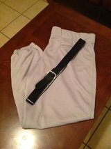 *New*Baseball pants and belt in Alamogordo, New Mexico