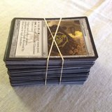 Lot of 155 Magic: The Gathering Cards in Okinawa, Japan