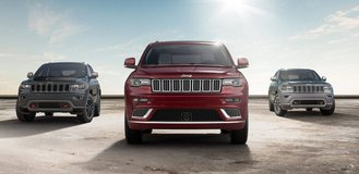 Jeep Grand Cherokee Limited 4X4 in Ramstein, Germany