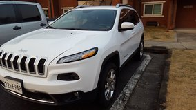 2014 Jeep Cherokee Limited in Osan AB, South Korea
