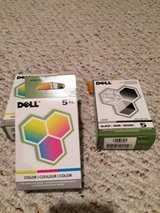 Dell ink cartridges (2 color and 1 black) in Westmont, Illinois