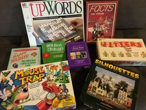 Assorted Games and Puzzle in Naperville, Illinois