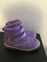 Kids Sofia the First boots in Ramstein, Germany
