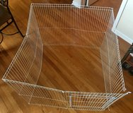 Small Animal or Small Dog Playpen with sliding Door in Bolingbrook, Illinois
