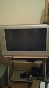 32inch box flat screen. with rolling stand. in Fort Gordon, Georgia