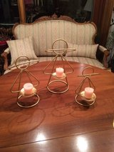 3 Angel Candleholders in Ramstein, Germany