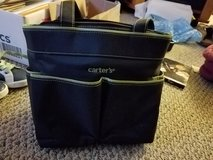 Carter's Diaper Bag in Oswego, Illinois