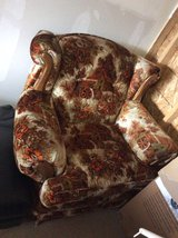 Over sized grandma chair in Fort Lewis, Washington