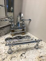 Chrome faucet NEW in Elgin, Illinois