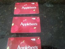 Applebee's Gift Cards in Perry, Georgia