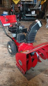 "5 speed 24"" dual stage snowblower in DeKalb, Illinois"