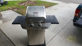 Gas grill in Camp Pendleton, California