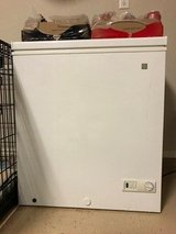 GE Compact Chest Freezer 5.0 cubic feet in Fort Bliss, Texas