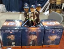 "NEW LIMITED EDITION ""HOUSTON ASTROS STAR WARS JEDI COUNCIL"" BOBBLEHEAD - New In Box! in Pearland, Texas"