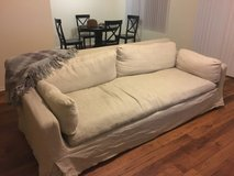 Couch Restoration Hardware REDUCED in San Clemente, California