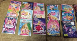 Barbie movies in Fort Irwin, California