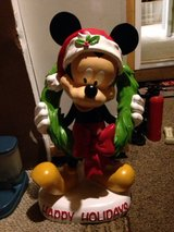 Disney Mickey Mouse Solar Led Lighted in Beaufort, South Carolina