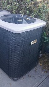 Luxair 5 ton airconditioning unit in Travis AFB, California