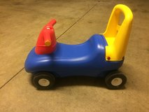 Little Tikes Push & Ride Racer in Schofield Barracks, Hawaii