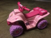 Fisher-Price Power Wheels Barbie Lil Quad in Pearl Harbor, Hawaii