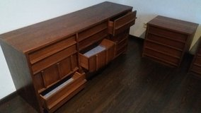 Dresser with 2 bedside tables in Ramstein, Germany