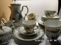 Hutschenreuther Coffee set in Ramstein, Germany