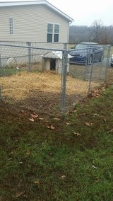 Dog house with Fence attached in Cadiz, Kentucky