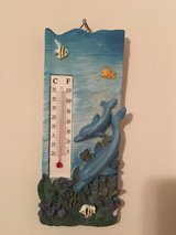 NEW Dolphin Wall Hanging Thermometer in Camp Lejeune, North Carolina