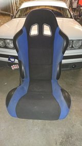 Race bucket seats x2 in Lakenheath, UK