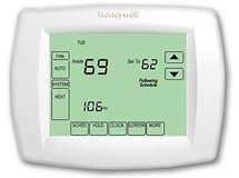 programmable thermostat Honeywell 7-day in Camp Lejeune, North Carolina