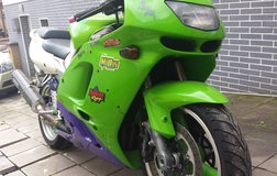 97 Kawasaki ZX9R in Ramstein, Germany