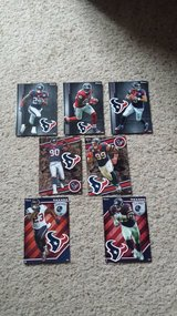 7 Houston Texans FATHEADS - NEW in Camp Lejeune, North Carolina