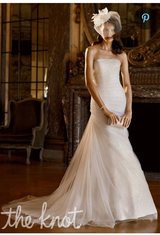 Wedding dress size 2 in Biloxi, Mississippi