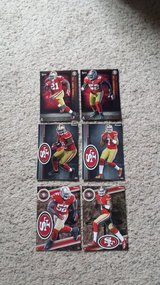 6 San Francisco 49ers FATHEADS - NEW in Camp Lejeune, North Carolina