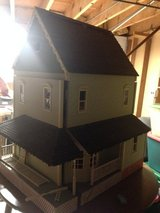 Hand Crafted Doll House in Joliet, Illinois