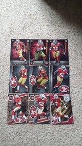 9 - San Francisco 49ers FATHEADS in Camp Lejeune, North Carolina