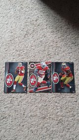 3 San Francisco 49ers FATHEADS - NEW in Camp Lejeune, North Carolina